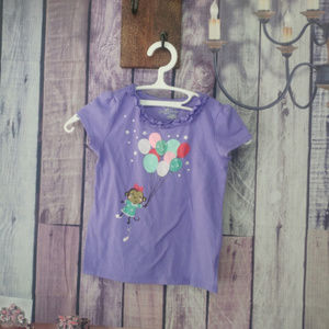 Other - Jumping beans monkey balloons pj top size 6 AB17